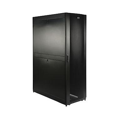 Tripp Lite SR42UBDP Rack Enclosure Server Cabinet DEEP 42U, 42U, (SR42UBDP)