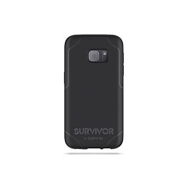 Griffin Survivor Journey Case for GS7, Black/Grey, (GB42216)
