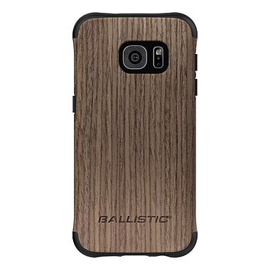 Ballistic Urbanite Select Case for GS7, Black/Dark Ash Wood, (UT1688B20N)