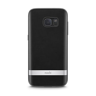 Moshi iGlaze Napa Case for GS7, Black, (99MO058005)