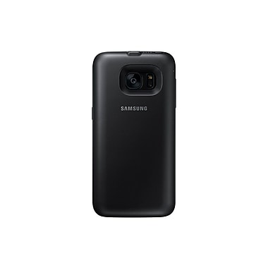 Samsung Wireless Charging Pack Case for GS7, Black, (EPTG930BBUGCA)