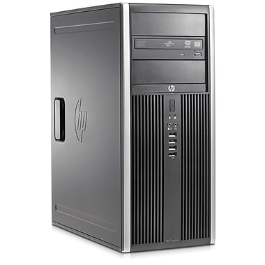 HP Elite (8200) Refurbished Desktop, 3.4GHz Intel Core i7 2600, 8GB RAM, 2TB HDD, Windows 10 Pro, (ELITE8200MT)