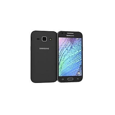 Samsung - Téléphone déverrouillé Galaxy J1 (SM-J120WZKAXAC) 4,5 po