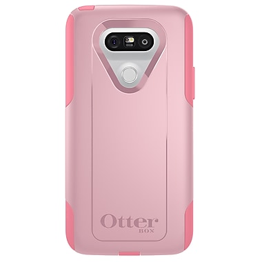Otterbox Commuter Case for LG G5, Pink, (7753330)