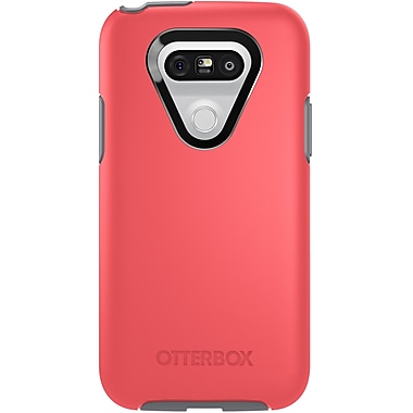 Otterbox Symmetry Case for LG G5, Coral/Grey, (7753523)