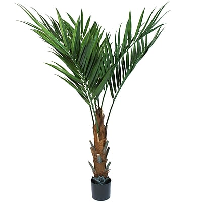 Pure Garden 60 Inch Kentia Palm Tree (50-6564-EP)