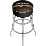 NHL Chrome Bar Stool with Swivel - Anaheim Ducks® (NHL1000-AD2)