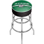 NHL Chrome Bar Stool with Swivel - Dallas Stars® (NHL1000-DS2)