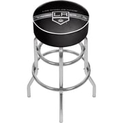 NHL Chrome Bar Stool with Swivel - Los Angeles Kings® (NHL1000-LAK2)