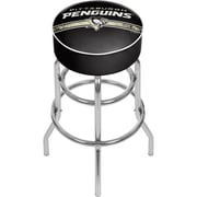 NHL Chrome Bar Stool with Swivel - Pittsburgh Penguins® (NHL1000-PP2)