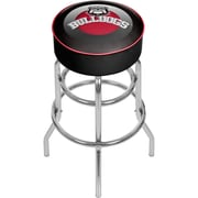 University of Georgia Padded Swivel Bar Stool - Honeycomb (GA1000-HC)