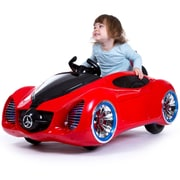 Lil' Rider Pre-assembled 12V Battery Operated Sports Car - Red (80-KB20985R)