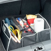 Stalwart 3 Bin Car Trunk Organizer With Bonus Cold Storage Bag (82-307247)