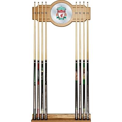 Premier League Liverpool Football Club Cue Rack with Mirror (EPL6000-LP)