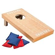 Hey! Play! Tabletop Cornhole Game - Football Field Theme (12-HY2738)