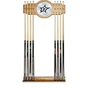 NHL Cue Rack with Mirror - Dallas Stars (NHL6000-DS2)