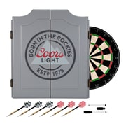 Coors Light Dartboard Set (CL7000-GRY)