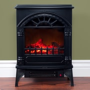 Northwest Freestanding Electric Log Fireplace (80-WSD012)
