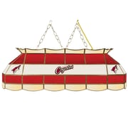 "NHL Handmade 40"" Tiffany Style Lamp Arizona Coyotes® (NHL4000-AC2)"