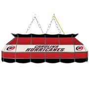 "NHL Handmade 40"" Tiffany Style Lamp Carolina Hurricanes® (NHL4000-CH2)"