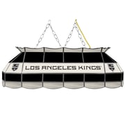 "NHL Handmade 40"" Tiffany Style Lamp Los Angeles Kings® (NHL4000-LAK2)"