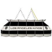 "NHL Handmade 40"" Tiffany Style Lamp Los Angeles Kings® (NHL4000-LAK2)"
