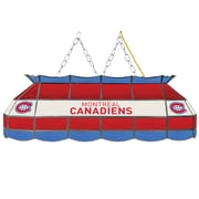 "NHL Handmade 40"" Tiffany Style Lamp Montreal Canadiens® (NHL4000-MC2)"