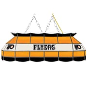 "NHL Handmade 40"" Tiffany Style Lamp Philadelphia Flyers® (NHL4000-PF2)"