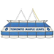 "NHL Handmade 40"" Tiffany Style Lamp Toronto Maple Leafs® (NHL4000-TML2)"