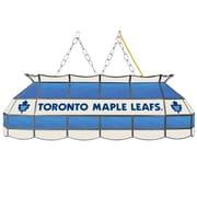 "NHL Handmade 40"" Tiffany Style Lamp Toronto Maple Leafs® (NHL4000-TML2)"