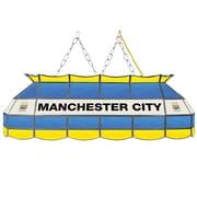 Premier League Manchester City Handmade Tiffany Style Lamp - 40 Inch (EPL4000-MC)