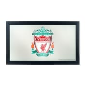 Premier League Liverpool Football Club Framed Logo Mirror (EPL1500-LP)