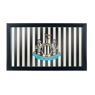 Premier League Newcastle United Framed Logo Mirror (EPL1500-NU)
