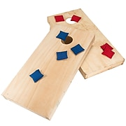 Hey! Play! Do-It-Yourself Regulation Size Cornhole Boards and Bags (M420005)