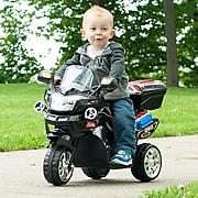 Lil' Rider 3 Wheel Battery Powered FX Sport Bike - Black (80-109K)