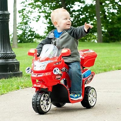 Lil' Rider 3 Wheel Battery Powered FX