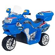 Lil' Rider 3 Wheel Battery Powered FX Sport Bike - Blue (80-109U)