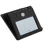 Everyday Home Solar Power Motion Activated Outdoor Wall Light (M200001)