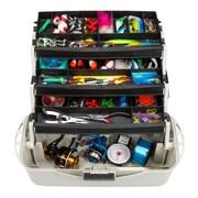 Wakeman Fishing 3 Tray Tackle Box Organizer - 18 inch (75-MJ3047)