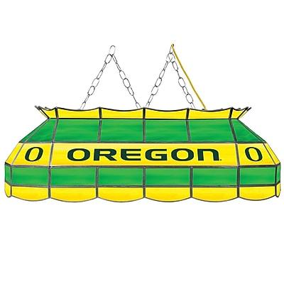 University of Oregon Handmade Tiffany Style Lamp - 40 Inch (ORG4000)
