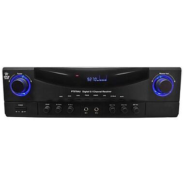 Pyle® PT570AU 350W 5.1-Channel Receiver With AM/FM Radio