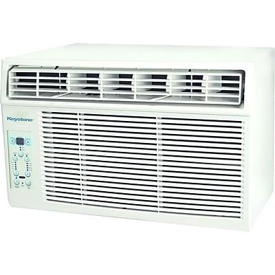 Keystone KSTAW05C 5,000 BTU 115V Window-Mounted Air Conditioner with