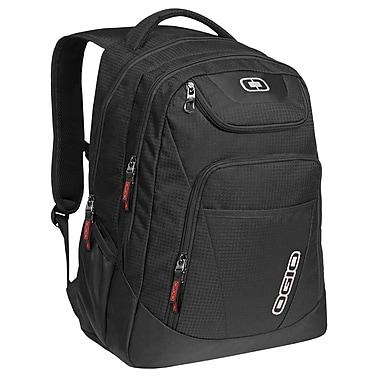 OGIO® Tribune Laptop Backpack, Black (111078.03)