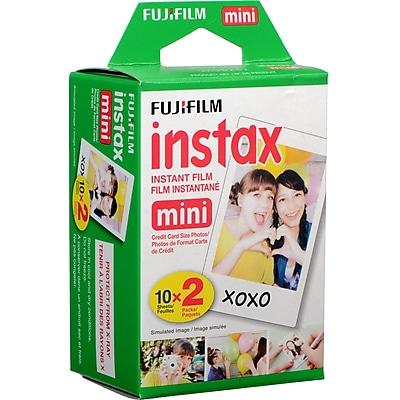 FUJIFILM Instax™ Mini Twin Pack Film