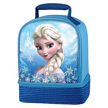 Thermos Disney Frozen Dual Compartment Lunch Kit, Blue (K316078006)