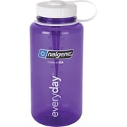 Nalgene® Purple/White 32 oz. Wide Mouth Water Bottle (2178-2028)