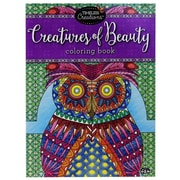 "Timeless Creations ""Creatures of Beauty"" Coloring Book"