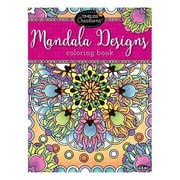 "Timeless Creations ""Mandala Designs"" Coloring Book"