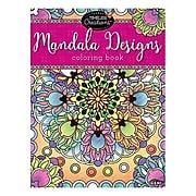 Cra-Z-Art Timeless Creations Mandala Designs Coloring Book (16268-12)