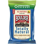 Boulder Canyon™ Kettle Cooked Potato Chips, 7.5 oz., Totally Natural